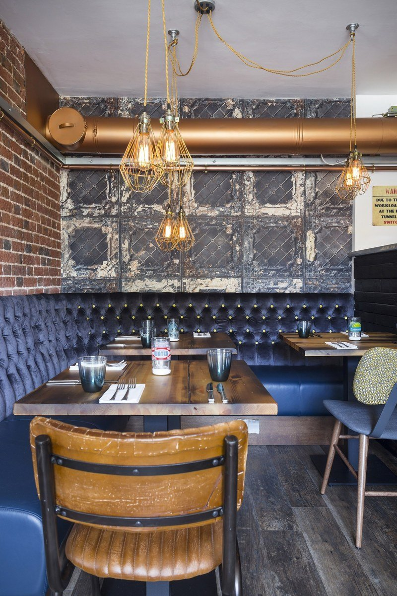 The Charcoal Kitchen at The Queen's Inn Hawkhurst